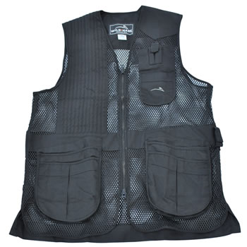 Heatwave Mesh Vest - Black